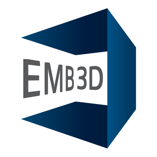 Emb3D - A poweful mobile 3D viewer to inspect models easily and quickly